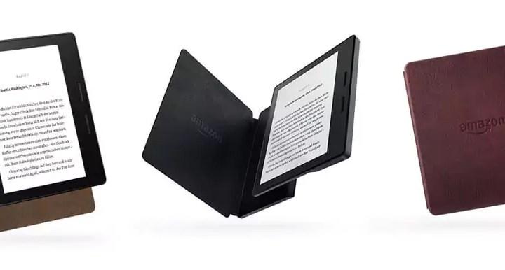 Amazon Kindle Oasis: Neuer E-Reader mit Akkuhülle