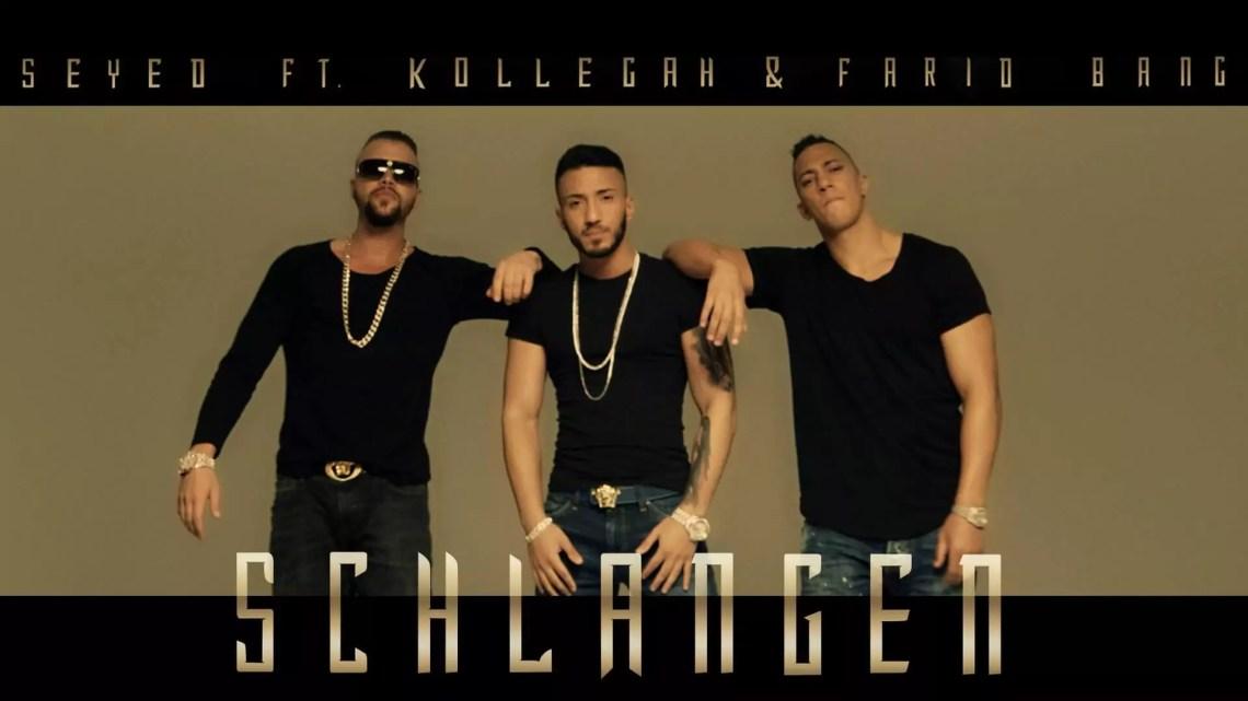Musikvideo: Seyed feat. Kollegah & Farid Bang – Schlangen