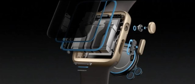 Apple Watch 2 - Architektur Design