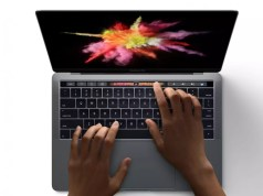 MacBook Pro (2016) Touchbar