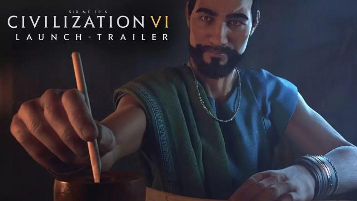 Civilization VI als bestes Strategiespiel ausgezeichnet