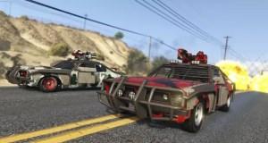 GTA 5 Online - Gunrunning Update