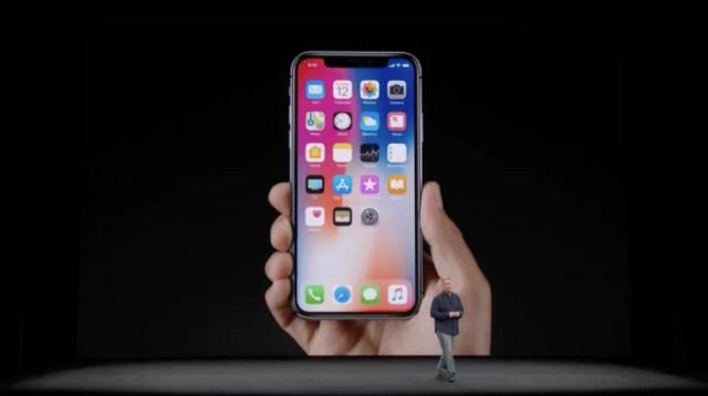 iPhone X (iPhone Ten) - User Interface