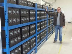 Cloud Mining Farm in Island (Bild: Marco Krohn)