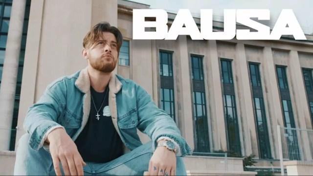 Bausa aus dem Musikvideo