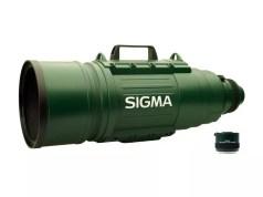 Sigma 200-500 mm Objektiv