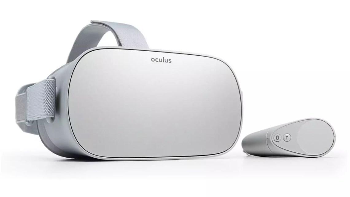 Oculus Go: Amazon nimmt Vorbestellungen entgegen