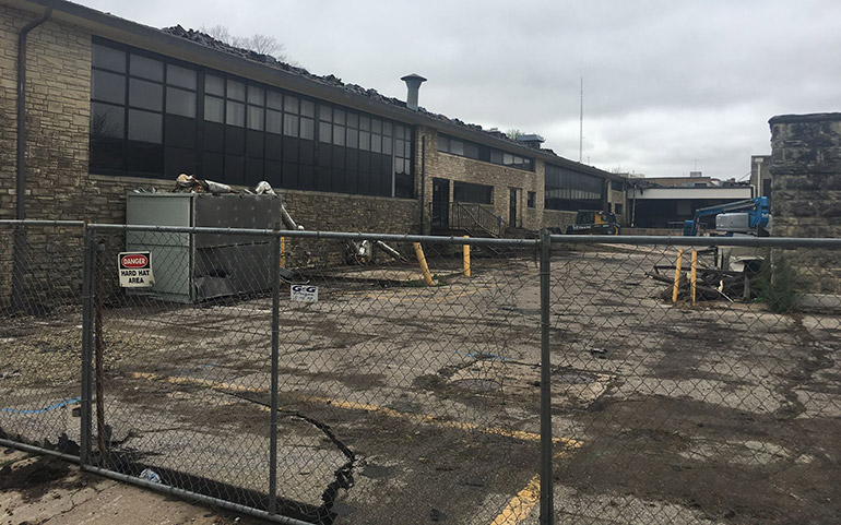 Old Winfield School Building Is Set To Come Down Soon Newscow