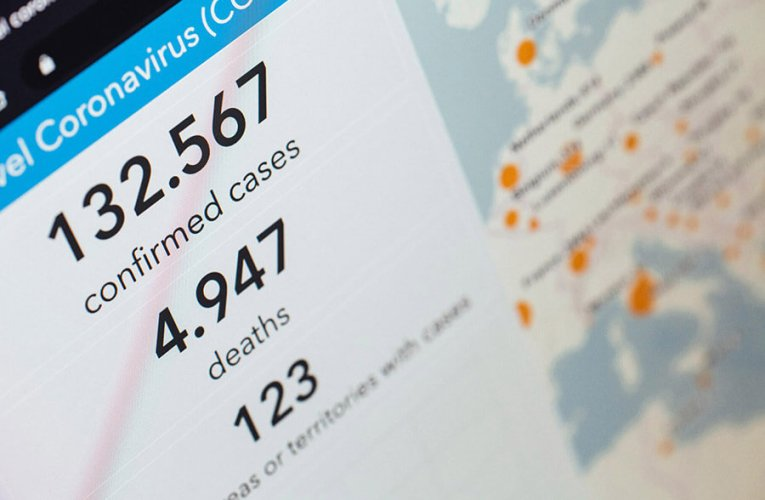 Italy records 683 coronavirus deaths in a day