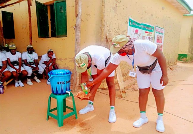 BREAKING: 25 test positive for COVID-19 in Gombe NYSC camp