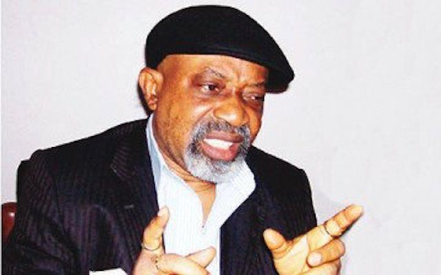 Foreign doctors earn five times higher than Nigerian counterparts in some states –Ngige