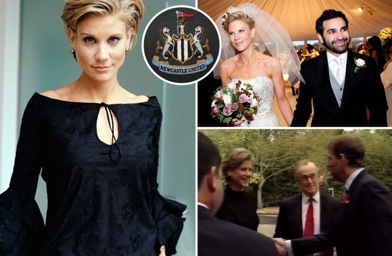 Meet Amanda Staveley, Newcastle takeover leader and former model who turned down Prince Andrew's marriage proposal – The Sun