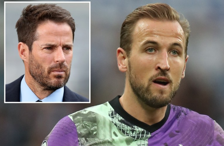 Jamie Redknapp leaks Harry Kane's 'verbal agreement' transfer exit cost to leave Tottenham with Daniel Levy