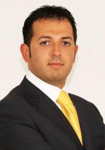 Consigliere provinciale Mike Matticoli