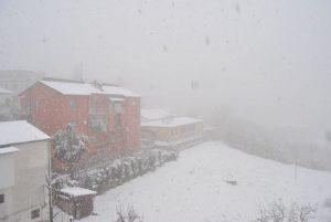 Neve Valle del Volturno