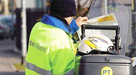 Valle del Volturno: Poste Italiane avvisa i cittadini, al via la fase III di consegna della posta. Operatori impegnati a giorni alterni sul territorio. Rischio disagi per i cittadini.