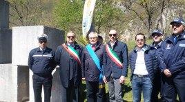 Rocchetta a Volturno: il 25 aprile a Monte Marrone. Celebrata la commemorazione dei Caduti della Resistenza e la Liberazione.