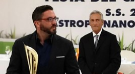 L'Angolo degli Auguri: festeggiamo il compleanno del Direttore Sportivo del Vastogirardi Antonio Crudele.