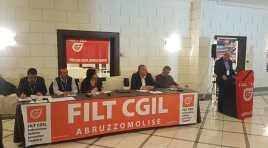 Si è costituita la Filt Cgil Abruzzo-Molise. Il primo segretario interregionale è Franco Rolandi.