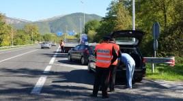Agnone: Carabinieri in azione. Denunciato un giovane isernino che si è rifiutato di sottoporsi al controllo con l'etilometro.