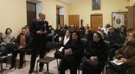 Isernia: Come evitare le truffe. Proseguono le conferenze dei Carabinieri per gli anziani.