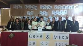 """Vinchiaturo: successo per la prima edizione della gara di cocktail """"Crea&Mixa"""" proposta dall'Ipseoa."""