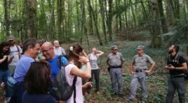 "Isernia: successo per l'evento denominato ""Alla Scoperta dell'Antico Mulino"", proposto dai Carabinieri per la Biodiversità."