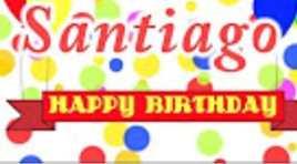 L'Angolo degli auguri: si festeggia oggi il primo anno di vita di Santiago