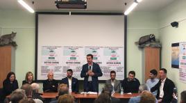 """Rocchetta a Volturno: presentata la lista """"Progetto Comune"""" con a capo Antonio Giannini come candidato sindaco."""
