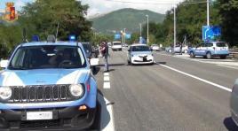 Isernia: la Polizia di Stato ha presidiato con controlli straordinari il territorio nell'ultimo fine settimana. Guarda il video.