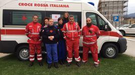 Atti vandalici contro i mezzi del Comitato di Isernia della Croce Rossa Italiana. La denuncia dell'Associazione di Volontariato