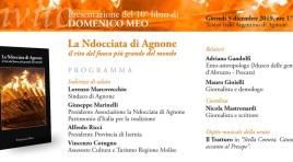 La Ndocciata di Agnone, giovedì 5 dicembre la presentazione del volume di Domenico Meo.