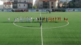 Serie D, girone F: Vastogirardi-Recanatese 2-2. Partita incredibile al Civitelle