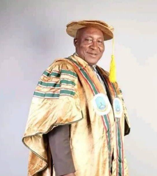 Prof. Munakurogha Adigio