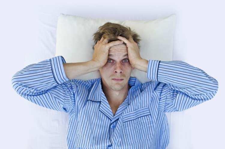 Falta de melatonina y problemas en el sueño