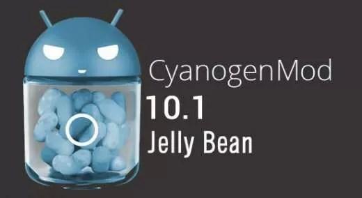 CyanogenMod 10.1 in arrivo per il Galaxy S !!!