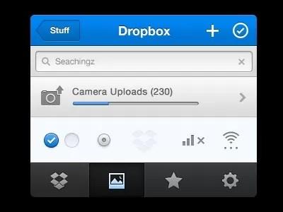 Dropbox si aggiorna per iPhone e iPad
