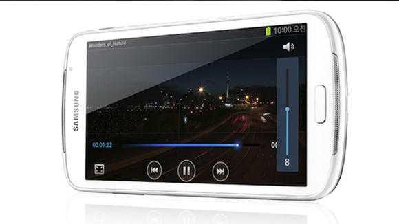 Galaxy Premiere in Korea con Exynos quad core