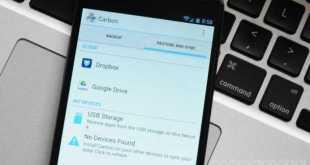 Carbon: fare il backup senza Root su Android con la nuova Beta (download)