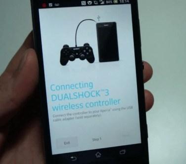 Sony introduce DUALSHOCK 3, un controller nativo per i telefoni Xperia