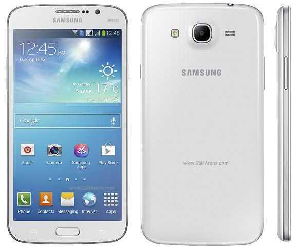 Samsung ufficializza la serie Galaxy Mega