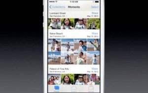 iOS 7 Immagini