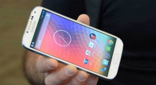 Galaxy S4 Google Play Edition | Samsung e Google iniziano il roll out di Android 4.4 KitKat
