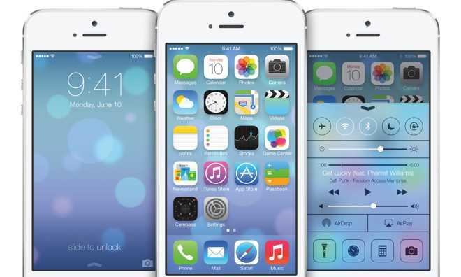 iOS 7 potrebbe debuttare il 10 Settembre!