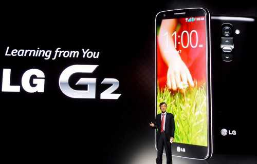 LG G2 | Vendite al di sotto delle attese