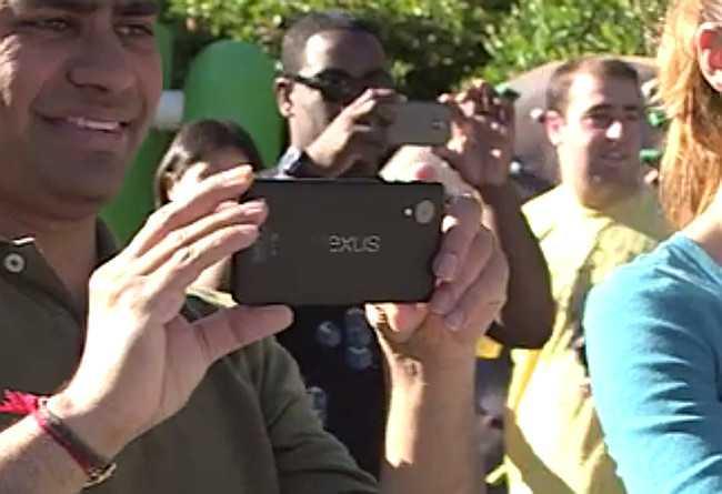 Nexus 5, stessa fotocamera dell'LG G2?