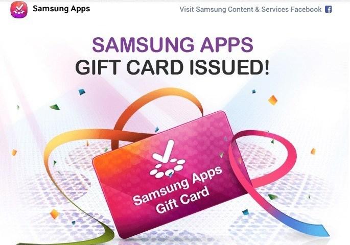 Concorso Samsung | Iniziano le consegne del buono da 3.78€