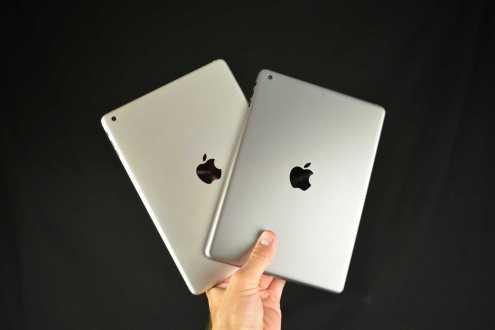 Nuove immagini ad alta risoluzione dell'iPad 5