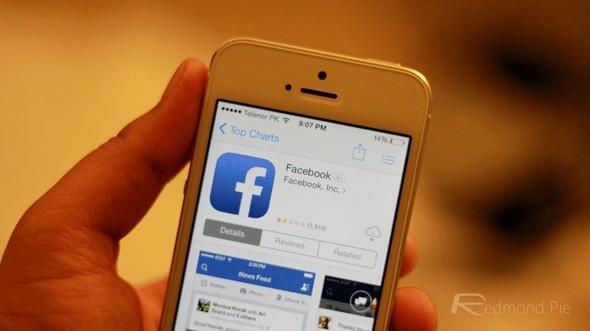Facebook per iOS presenta crash ripetuti, in arrivo una patch!