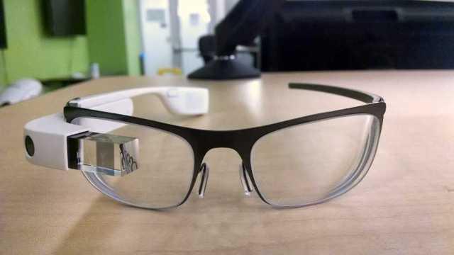 Google Glass prescrizione 2